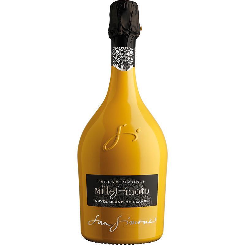 Millesimato Cuvée Blanc de Blancs Brut - Yellow Edition