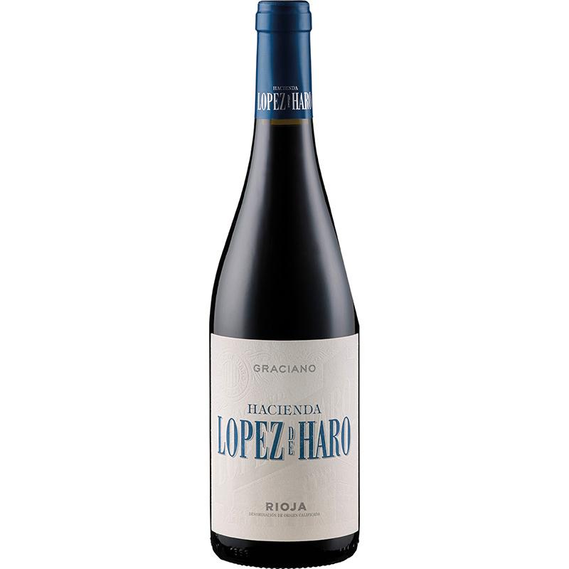 2017 Hacienda Lopez de Haro Graciano DOCa