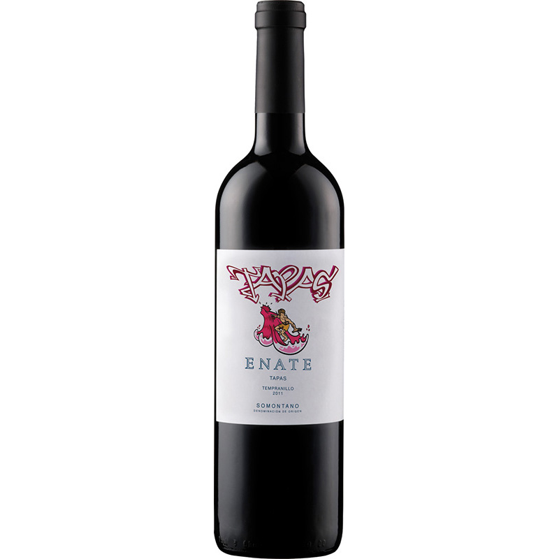 2018 Enate Tapas Tempranillo DO