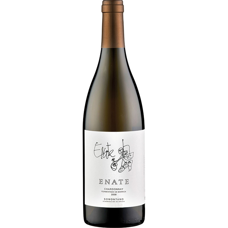 2017 Enate Chardonnay DO Barrica