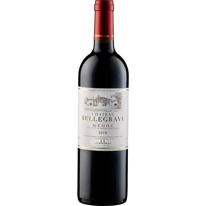 2017 Chateau Bellegrave Bordeaux Cru Borgeois Medoc AOC