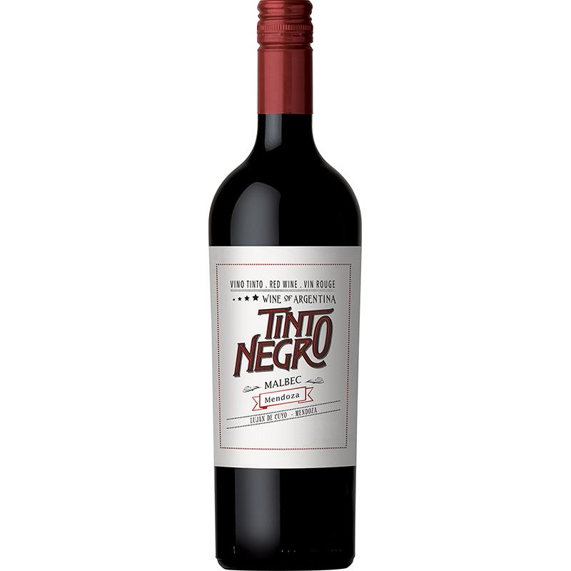 2018 Tinto Negro Malbec Mendoza
