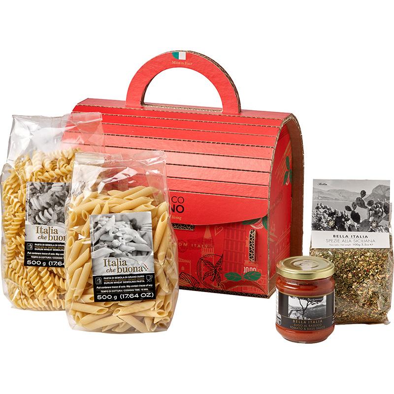 Rote Kochbox Paket