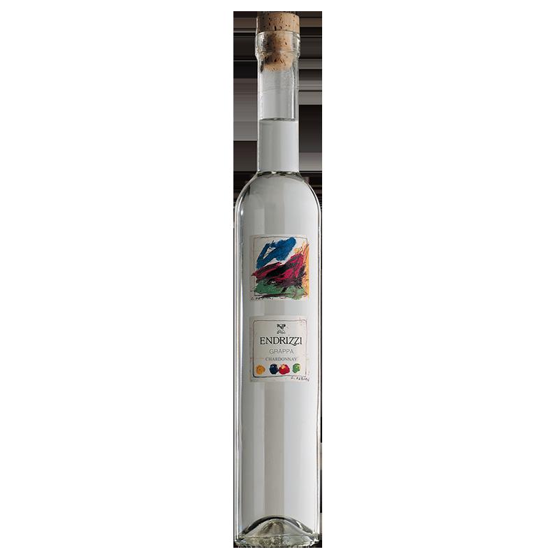 Grappa Chardonnay Endrizzi Linie Collezione  - 40% vol.
