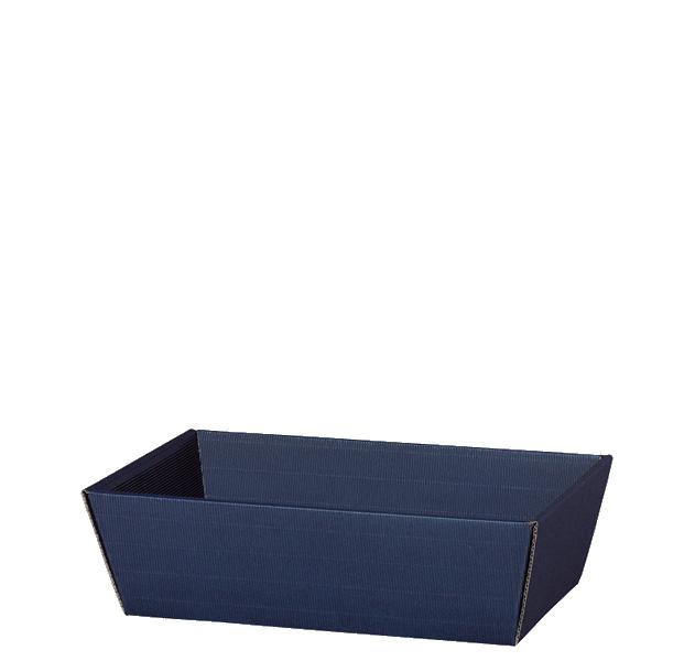 Präsentkorb Welle Modern Small Blau