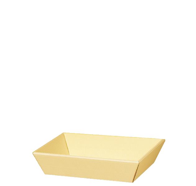 Präsentkorb Welle Modern Mini Cream