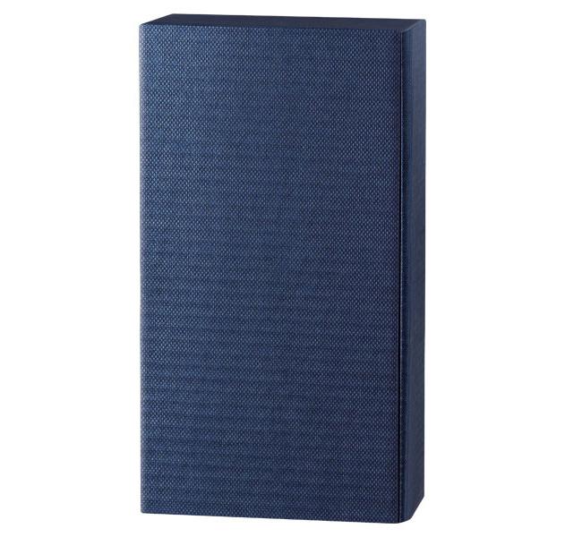 2er Präsentkarton Prestige Topazblau