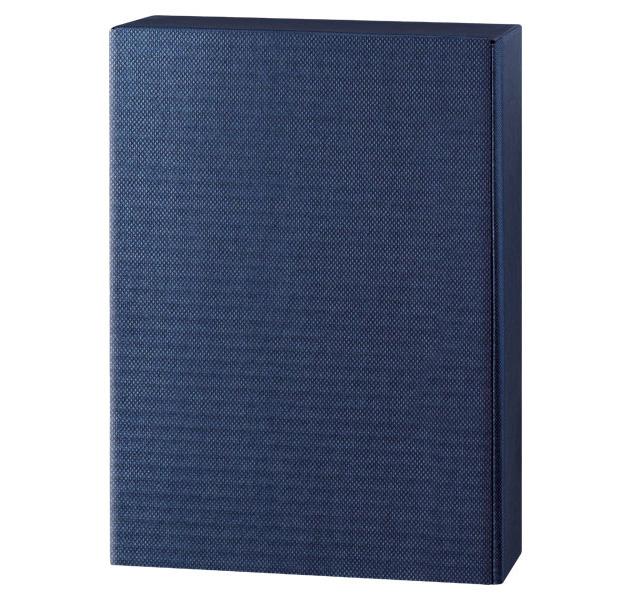 3er Präsentkarton Prestige Topazblau