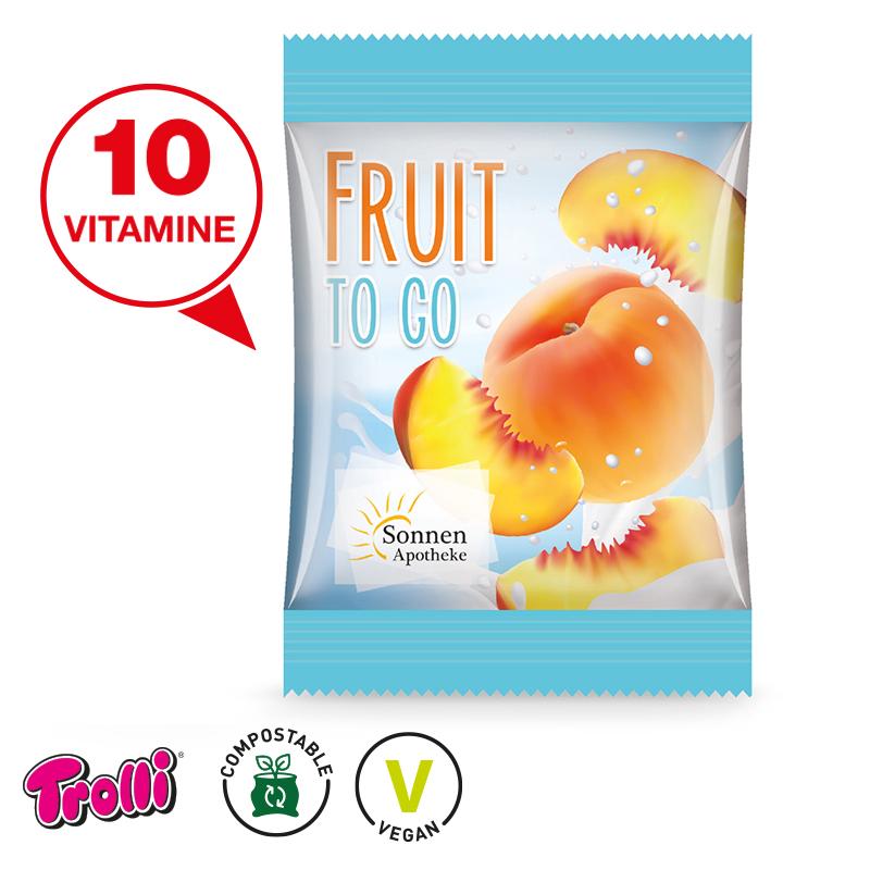 Minitüte Fruchtgummi TROLLI Vitamine - 15 g.