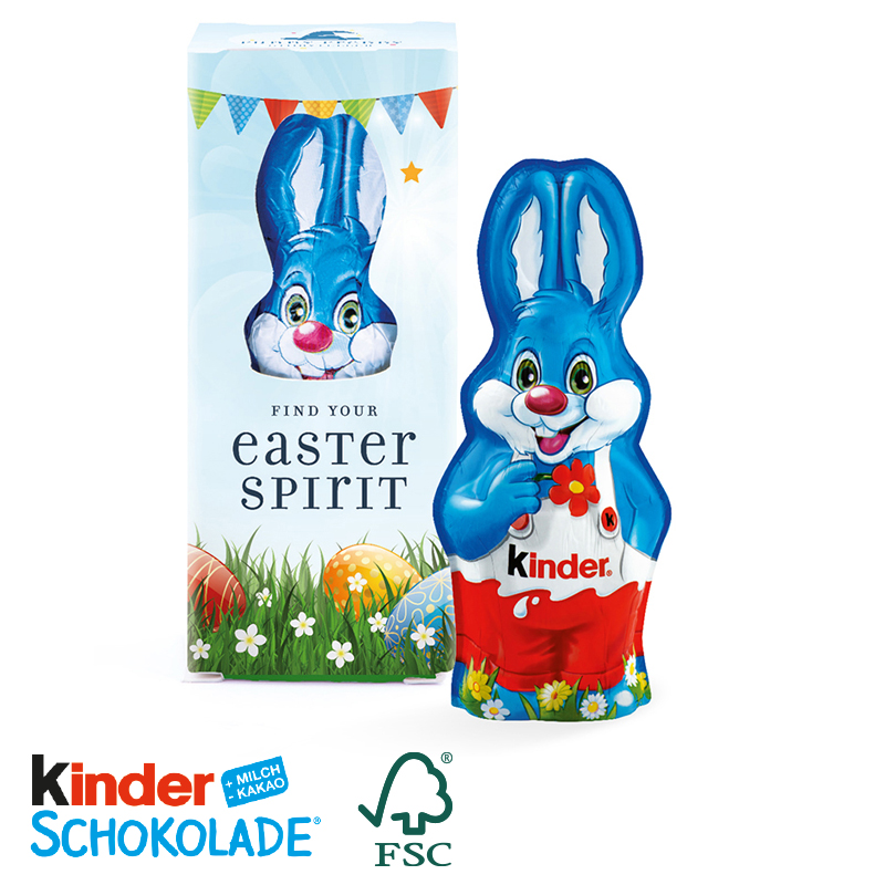 Kinder Schokolade Osterhase Mini - 15 g.