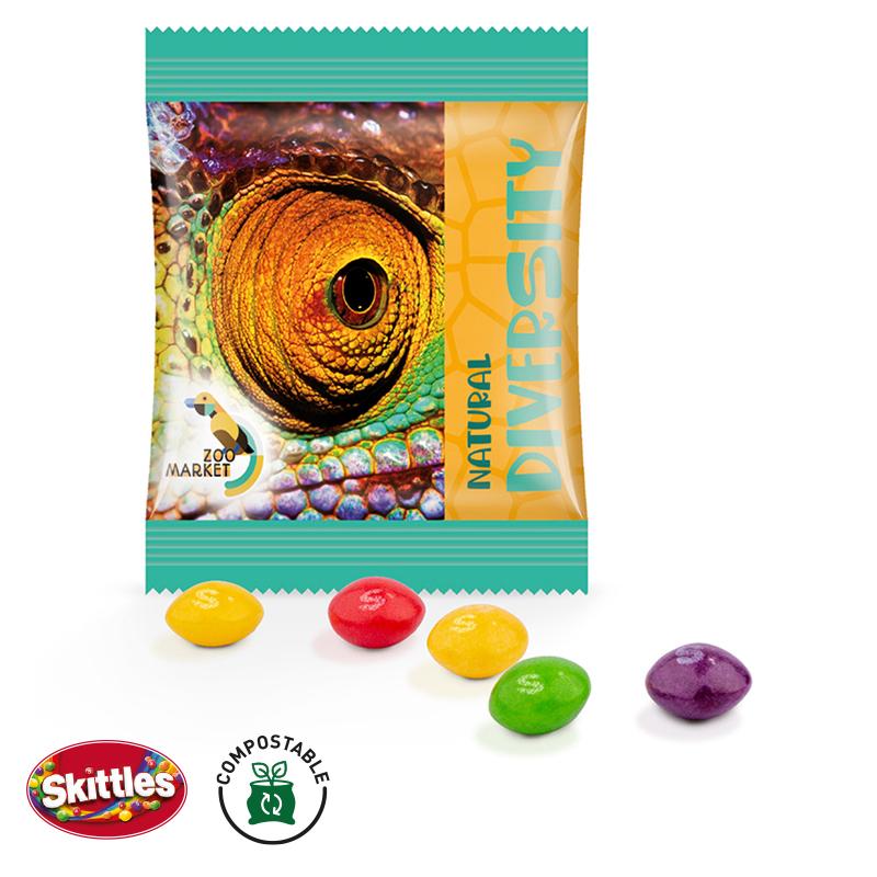 Minittüte Skittles Fruits