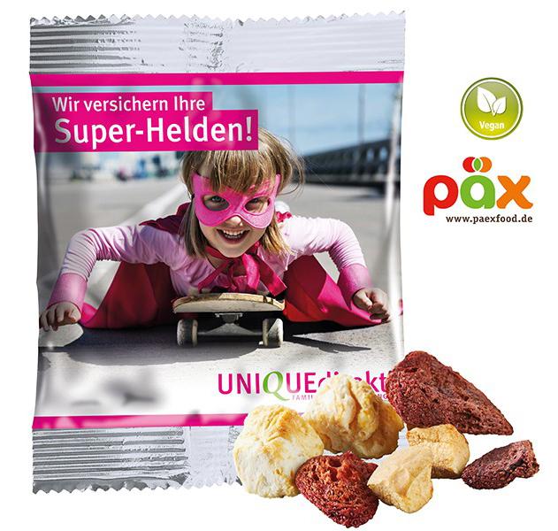 Mintüte PÄX Knusper Frucht-Mix