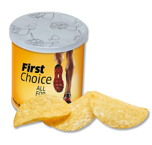 Kartoffel Chips Mini Pringels
