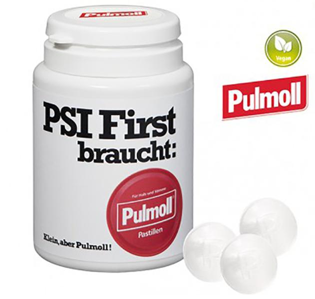 Promo-Box Pulmoll Pastillen Extra Stark