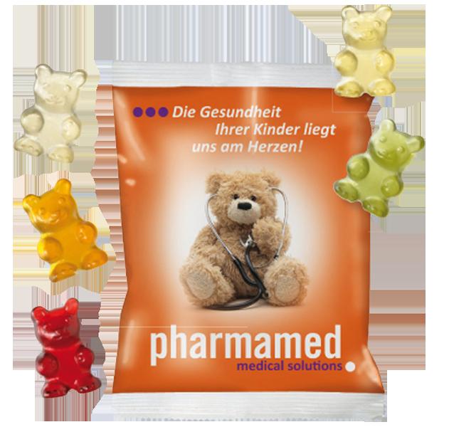 Minitüte XXL-Bärchen - 20 g.