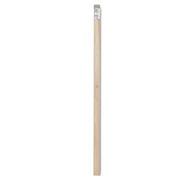 Bleistift mit Radiergummi STOMP