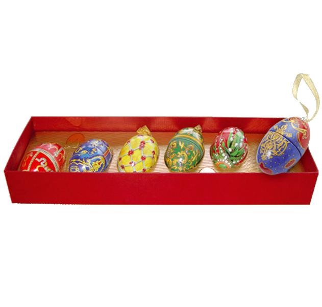 Faberge Mini-Eier Set