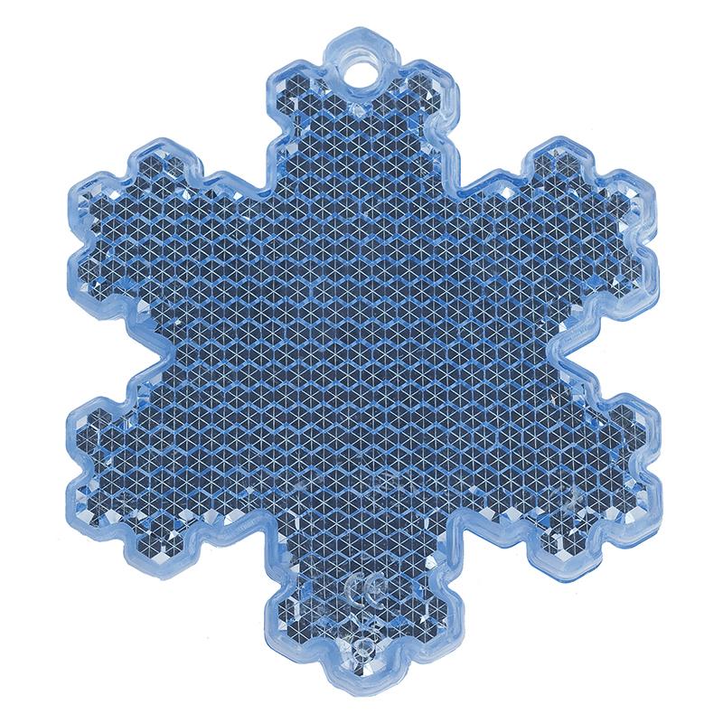 mbw® Fußgängerreflektor Eiskristall