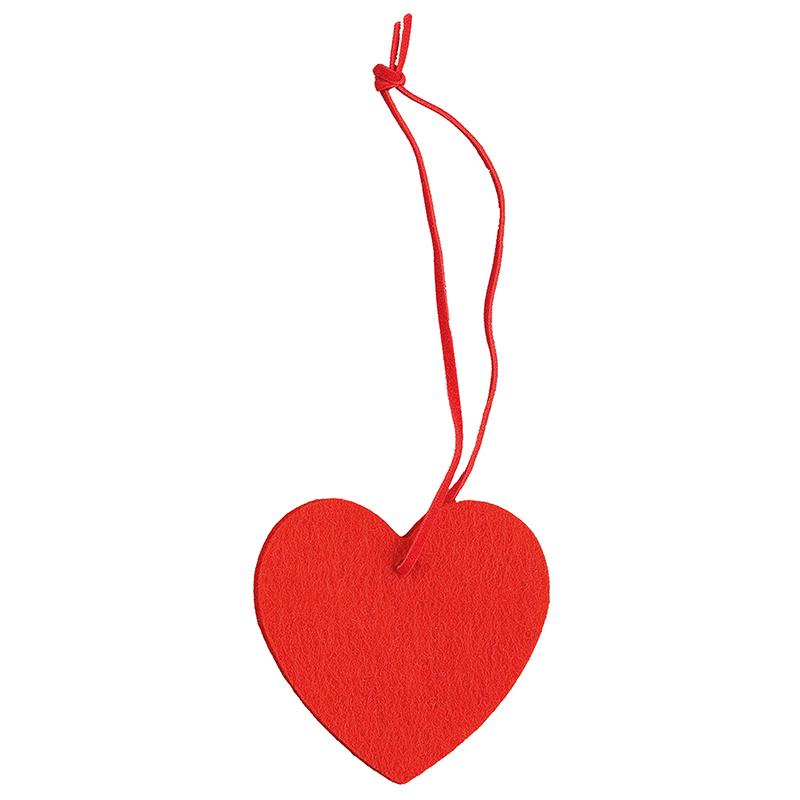 mbw® Filzanhänger Herz