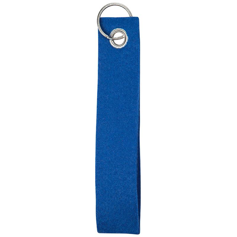mbw® Polyesterfilz Schlüsselanhänger Rechteck