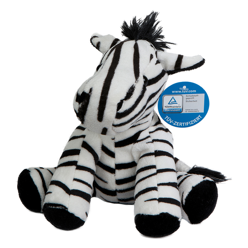 MiniFeet® Zebra Zora
