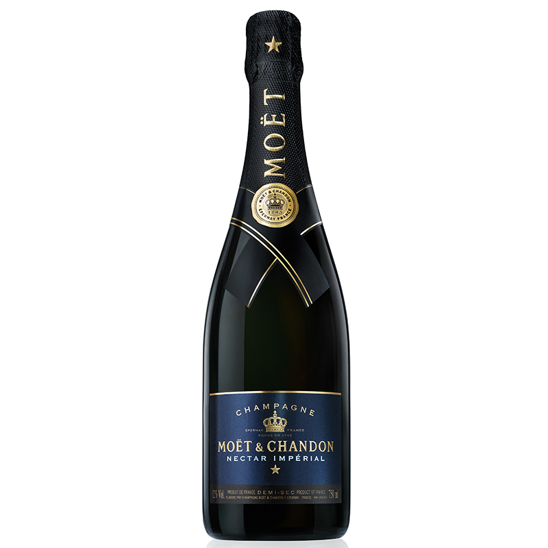 Champagne Moet Nectar Imperial