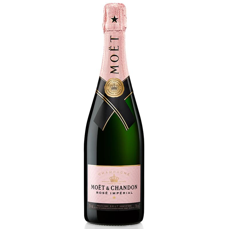 Champagne Moet Brut Imperial Rosé