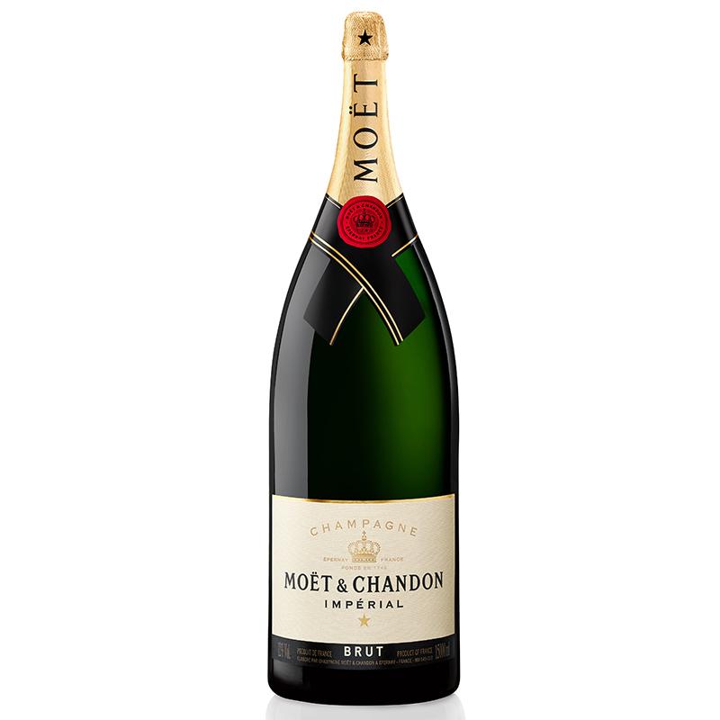 Champagne Moet Brut Imperial Magnum
