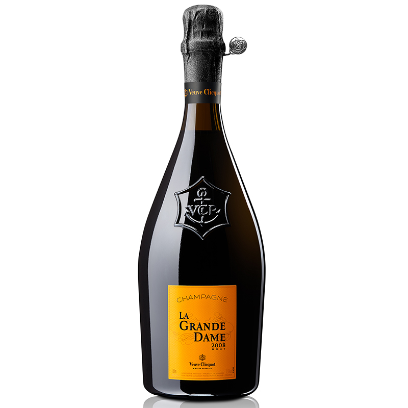 Champagne Veuve Cliquot La Grande Dame 2008