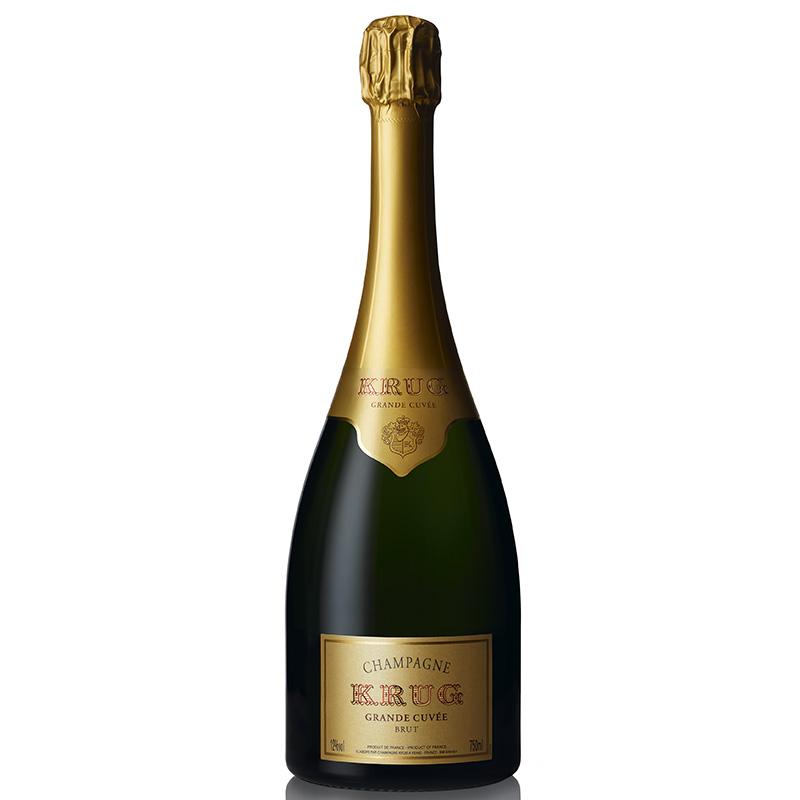 Champagne Krug Grande Cuvée 168eme Edition