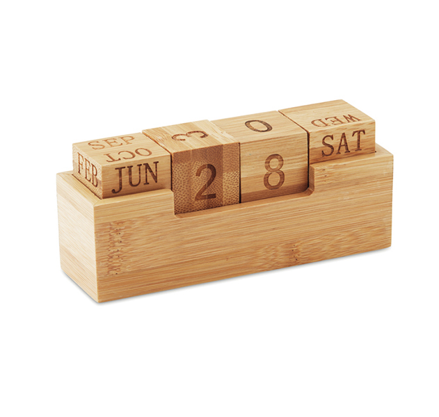 Kalender Bambus KARENDA
