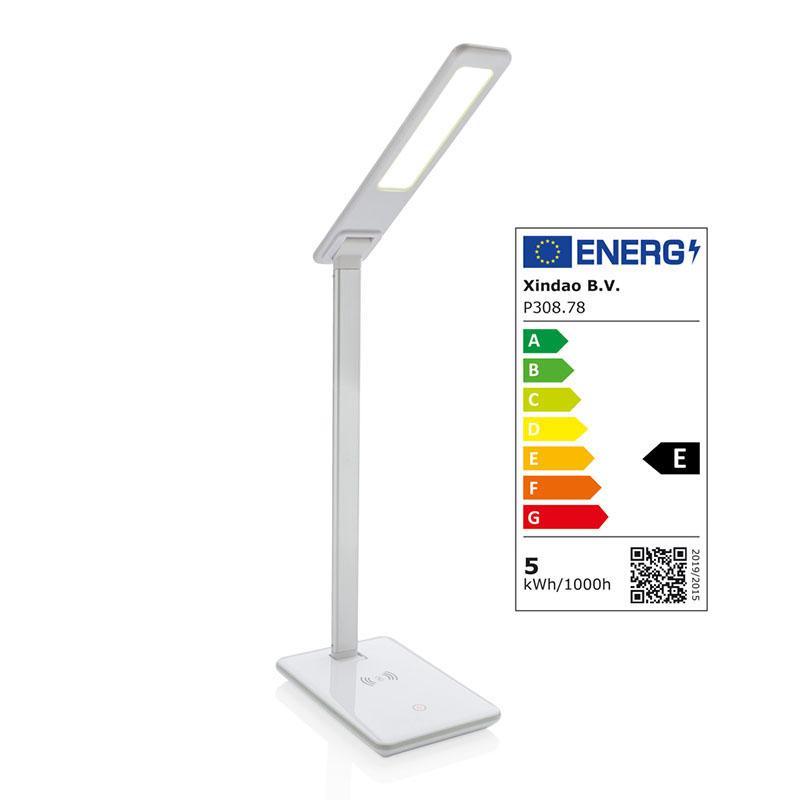 5W Wireless Charging Schreibtischlampe