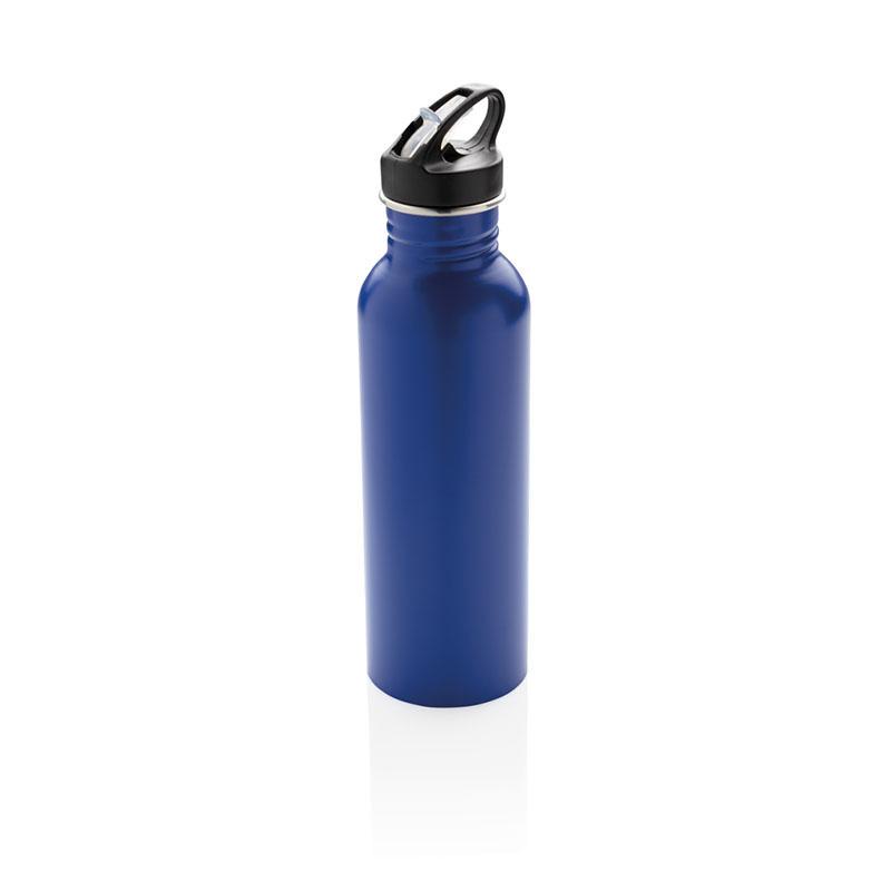 Deluxe Sportflasche aus Edelstahl