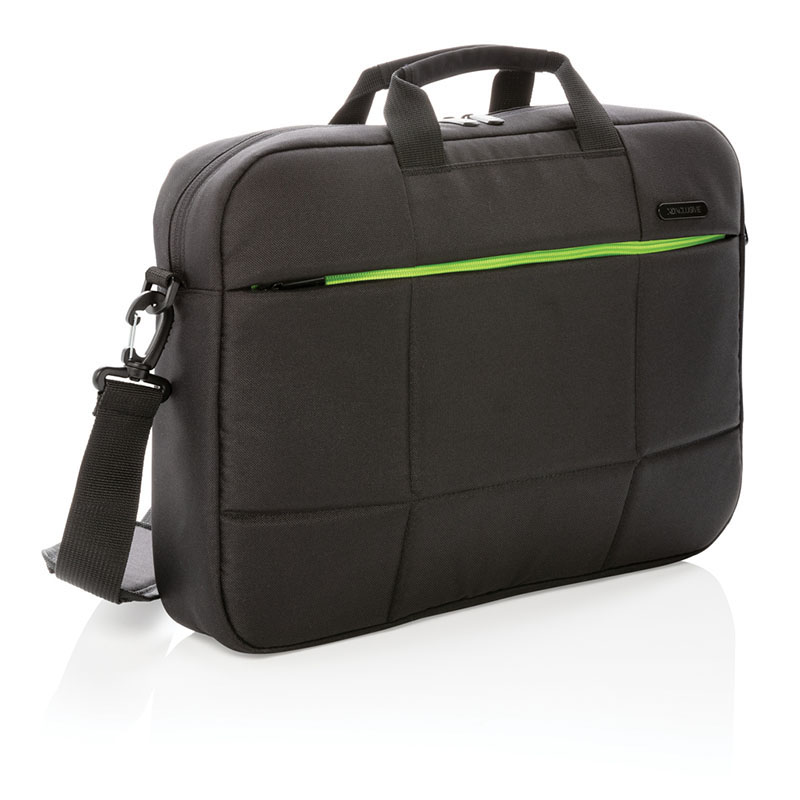 Soho 15.6 Zoll Business Laptop-Tasche aus RPET, PVC-frei