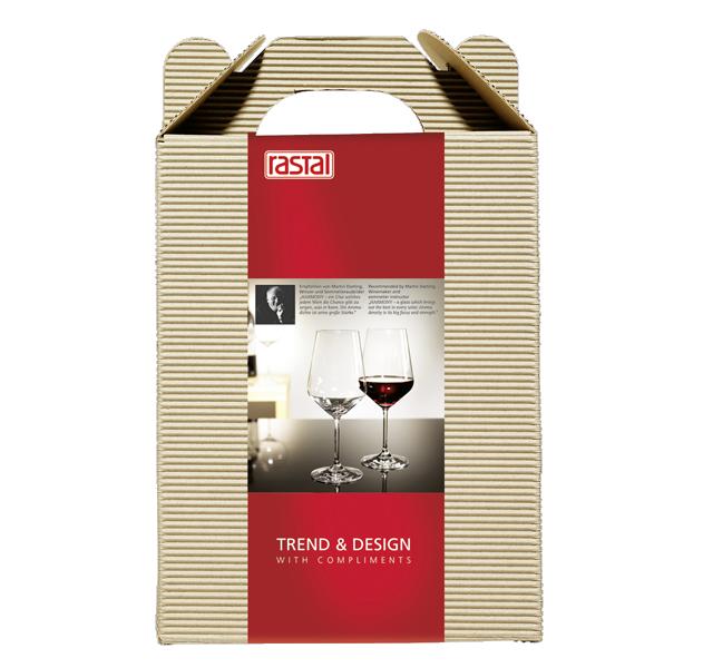 Harmony Rotwein DUO Paket
