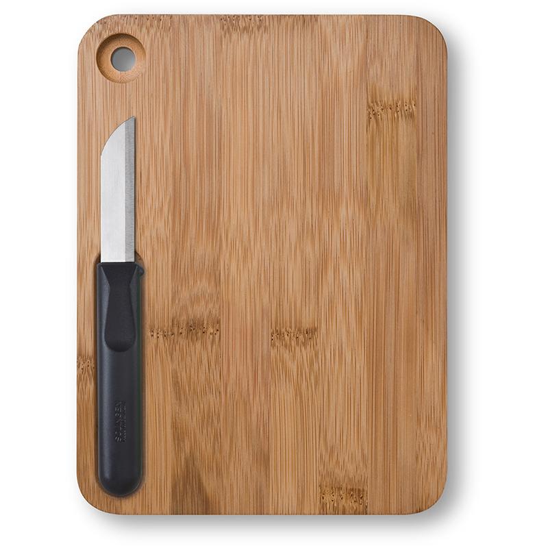 Richartz Schneideset Piccolo Cut On Wood