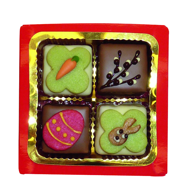 Petit Fours Ostern