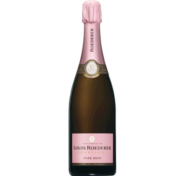 Champagne Louis Roederer Brut Rose JG 2012