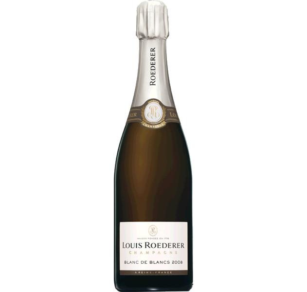 Champagne Louis Roederer Blanc de Blancs Brut JG 2010