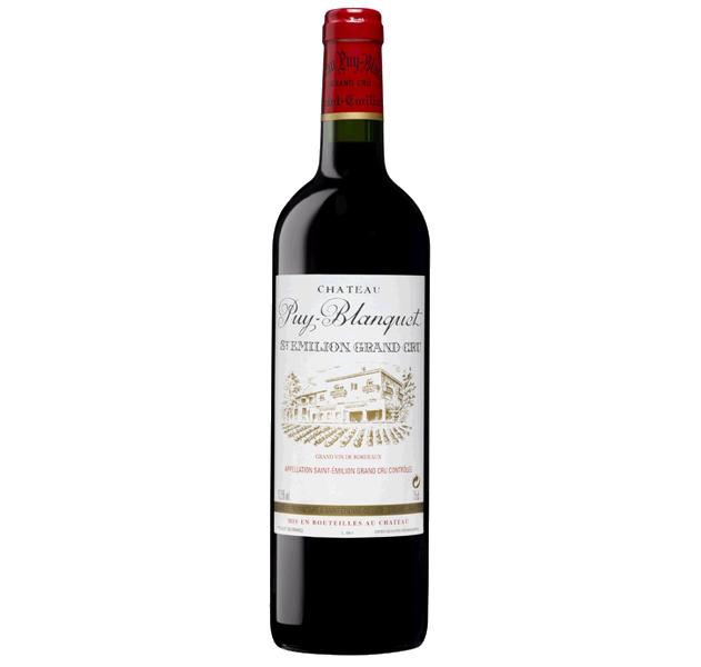 2015 Chateau Puy-Blanquet Saint Emilion Grand Cru