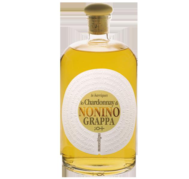 Grappa Nonino Lo Chardonnay Monovitigno Vigneti - 41% vol.