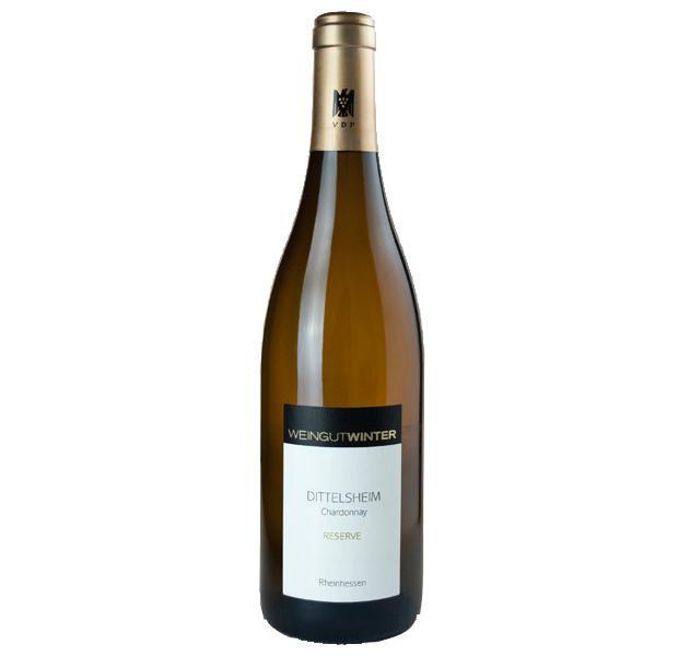 2016 Weingut Winter Dittelsheimer Chardonnay Reserve Trocken