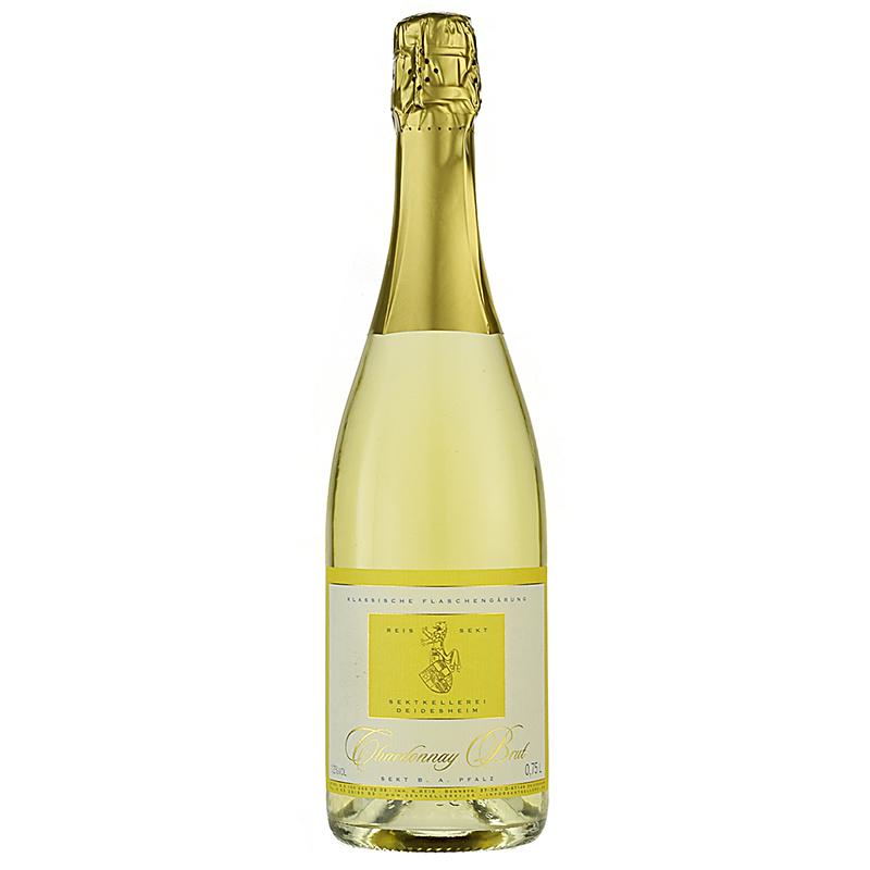 Chardonnay Sekt Brut b.A. Pfalz