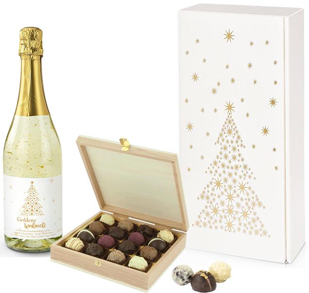 Golden Christmas Paket