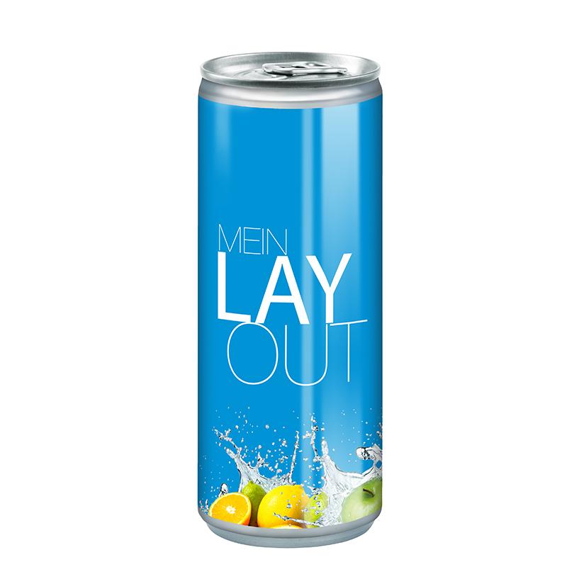 Energy Drink Body Label - 250 ml