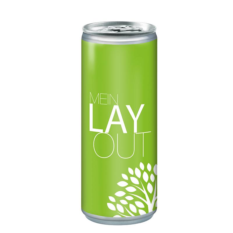 Energy Drink Eco Label - 250 ml