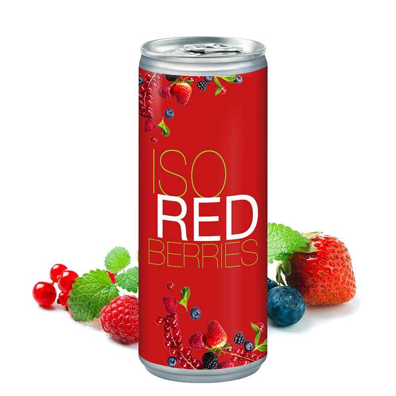 Iso Redberries Eco Label - 250 ml