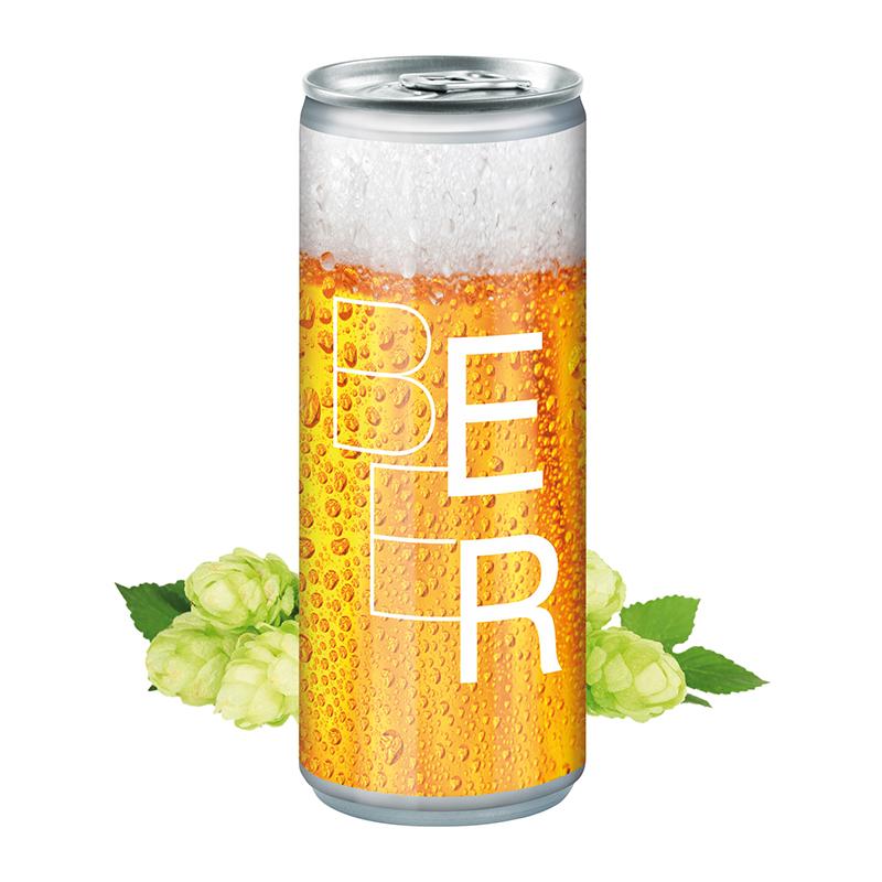 Lagerbier Body Label - 250 ml