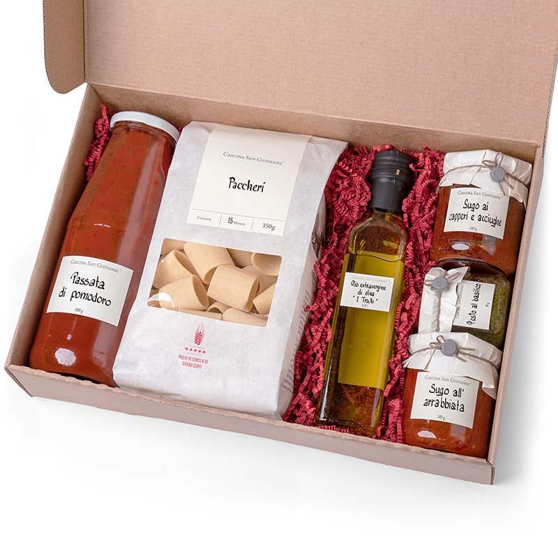 Olivenöl Variation Paket