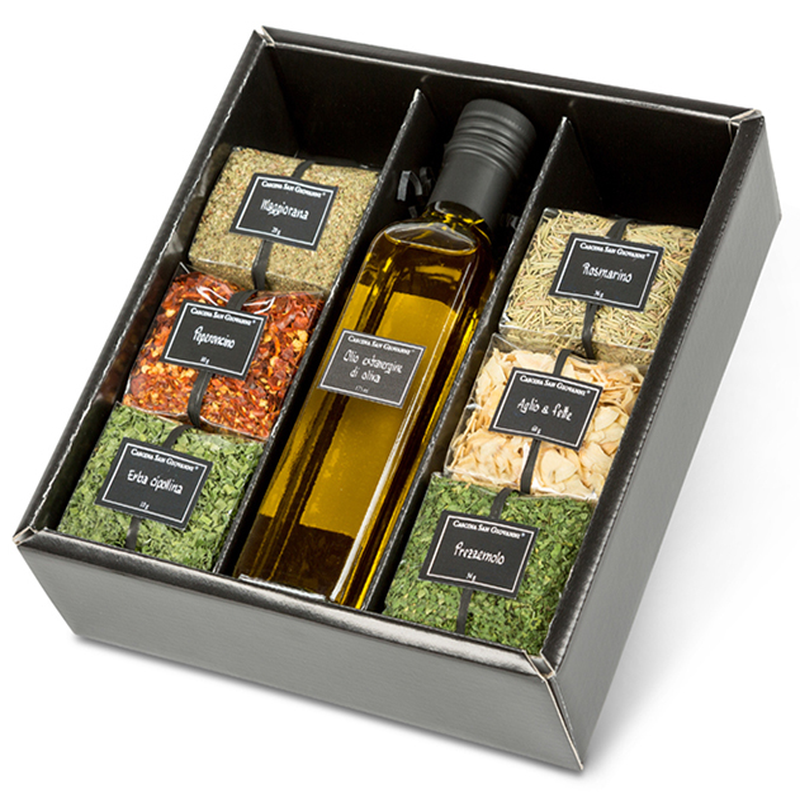 Olivenöl + Kräuter Paket